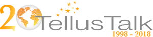 TellusTalk 20 year logo
